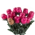 Sweet Heart Chocolate Foiled Roses - Pink - 48CT