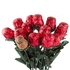 Sweet Heart Chocolate Foiled Roses - Red