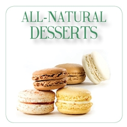 All Natural Passover Desserts
