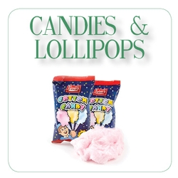 Kosher for Passover Candies & Lollipops