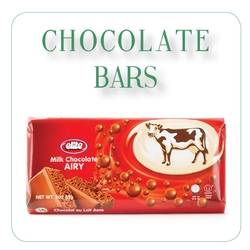 Passover Chocolate Bars