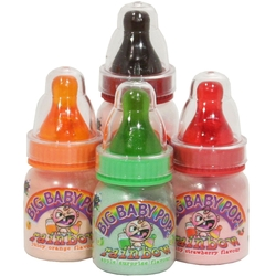 Rainbow Big Baby Pop - 12CT Box