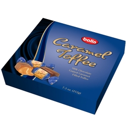 Caramel Toffee Gift Box - Blue