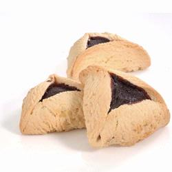 Chocolate Hamantashen