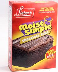 Passover Chocolate Cake Mix