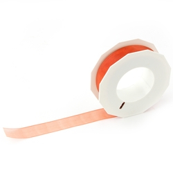Copper Organdy Ribbon