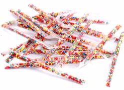 Old Fashioned Candy Filled Sticks - 40CT Bag