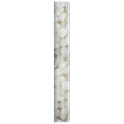 White Jelly Beans Tube - 24CT