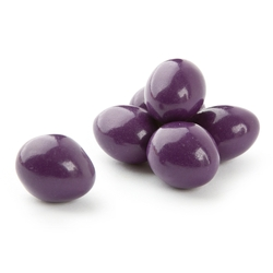 Dark Purple Chocolate Almonds