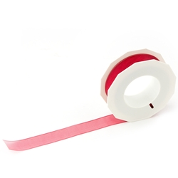 Rose Red Organdy Ribbon