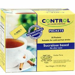 Passover Sucralose Sweetener Packets (Compare to Splenda®)