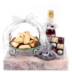 Sleek and Stylish Serving Gift