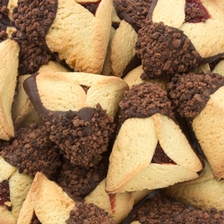 Bulk Cookie Crumbs Hamantaschen - 14LB Case
