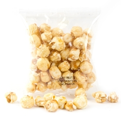 Caramel Candy Coated Popcorn Snack Pack - 12 Pack
