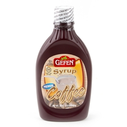 Passover Coffee Syrup - 22oz