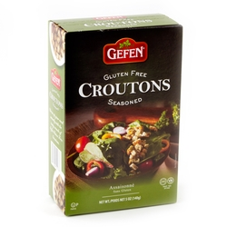 Passover Seasoned Croutons