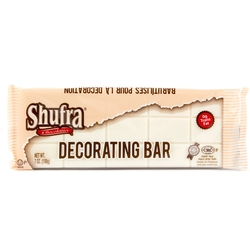Passover White Decorating Bar - 7oz