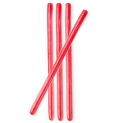Red Apple Candy Sticks