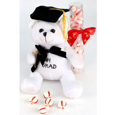 #1 Grad Teddy Bear