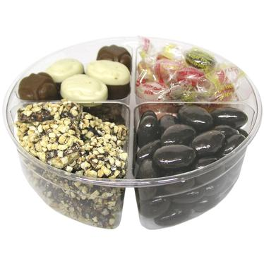 Sugar Free 4- Section Container (Dairy)