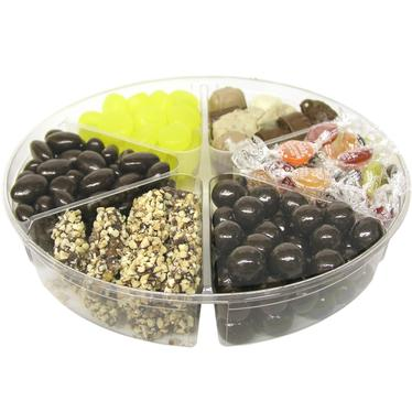 Sugar Free Gift Platter - 6 Section