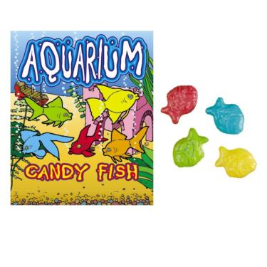 Aquarium Fish Pressed Candy