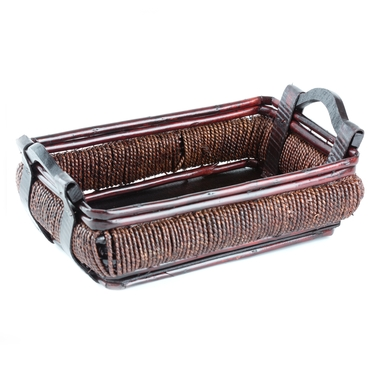 Hanukkah Gourmet Signature Wicker Basket - 6