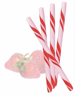 Strawberry Candy Stick