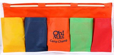 5-Pocket Bunk Organizer