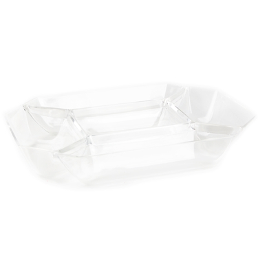 Rectangle Lucite Gift Tray