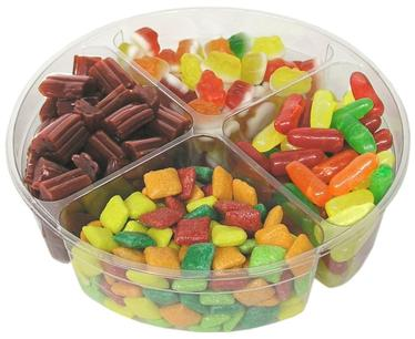 Candy 4-Section Container