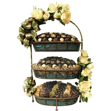 Elegant Three Tier Chocolate Gift