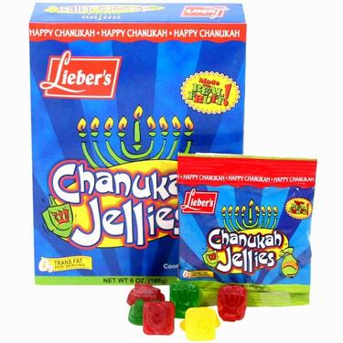 6-Pack Chanukah Jellies