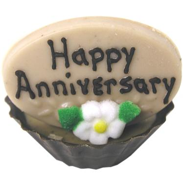 Chocolate Cup - Happy Anniversary