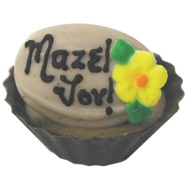 Chocolate Cup - Mazel Tov