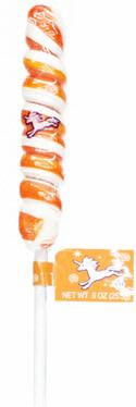 Orange & White Unicorn Pops - Orange
