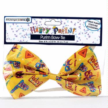 Happy Purim Bow-Tie