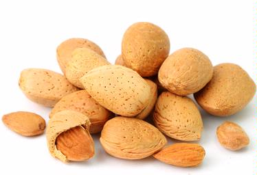 Passover Raw Almonds in Shell