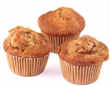 Passover Apple Cinnamon Muffins - 6PK