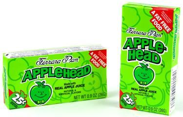 Appleheads Mini Candy Balls