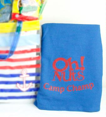Beautiful Beach Bag & Towel