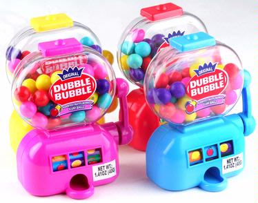 Big Jack Pot Gumball Slot Machines - 12CT Box