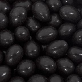 Black Chocolate Almonds