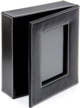 Lofty Leather Memory Box - Shalach Manos