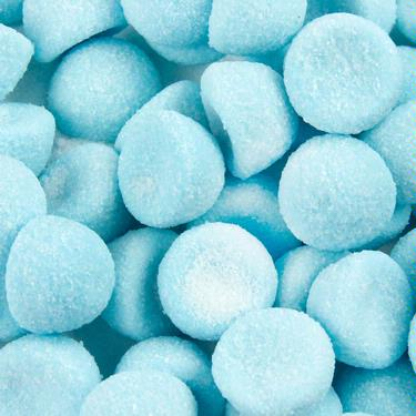 Baby Blue Sour Gum Drops