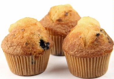 Passover Blueberry Muffins - 6PK