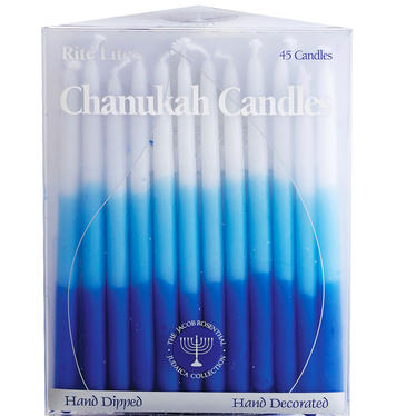 Premium Chanukah Candles