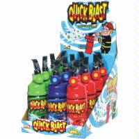 Quick Blast Fire Extinguisher Candy - 12CT Box