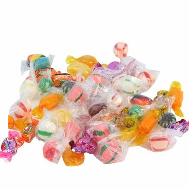 Wrapped Candy Sampler - 8 oz