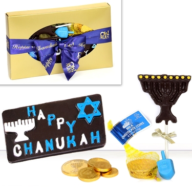 Chanukah Chocolate Gift Box